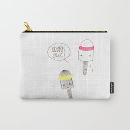work out! Carry-All Pouch