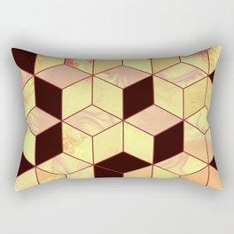 Geometrical Force #1 Rectangular Pillow