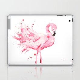 Dancing Flamingo Laptop & iPad Skin