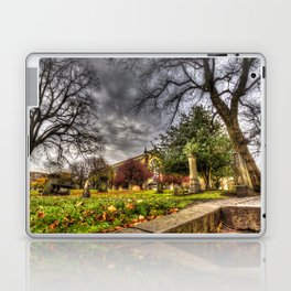 Greyfriars Kirk Church Edinburgh Laptop & iPad Skin