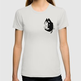 I live in this Hole T-shirt