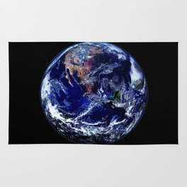 Earth Day 2018  - There Is No Planet B Rug