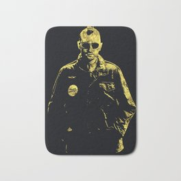 Taxi Driver - The Legend Bath Mat