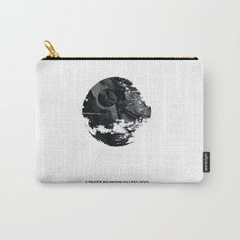 "A ""that's no Moon"" shaped pool (IX) Carry-All Pouch"