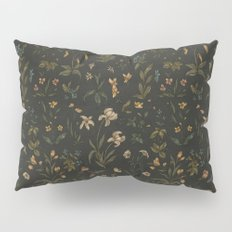 Old World Florals Pillow Sham