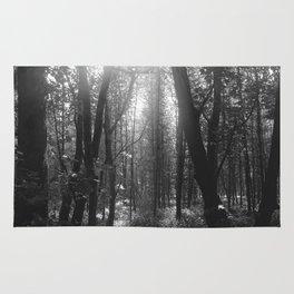 Forest Sun Rug