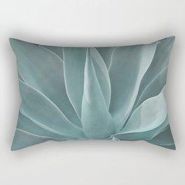 Azul Agave Plant Rectangular Pillow