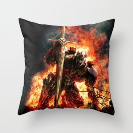 force for good Throw Pillow