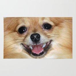 My joyful smile Rug