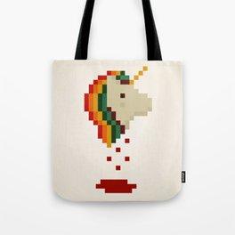 unicorn`s head Tote Bag