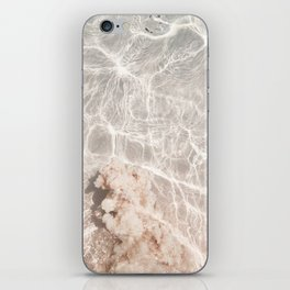 Clearly Sea iPhone Skin