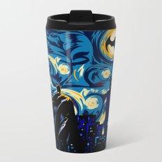 Starry Knight iPhone 4 4s 5 5c 6, pillow case, mugs and tshirt Metal Travel Mug