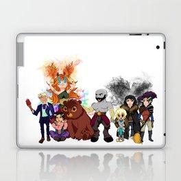 Vox Machina, Critical Role Colour Art Laptop & iPad Skin