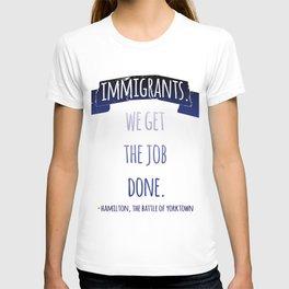 YORKTOWN   HAMILTON T-shirt
