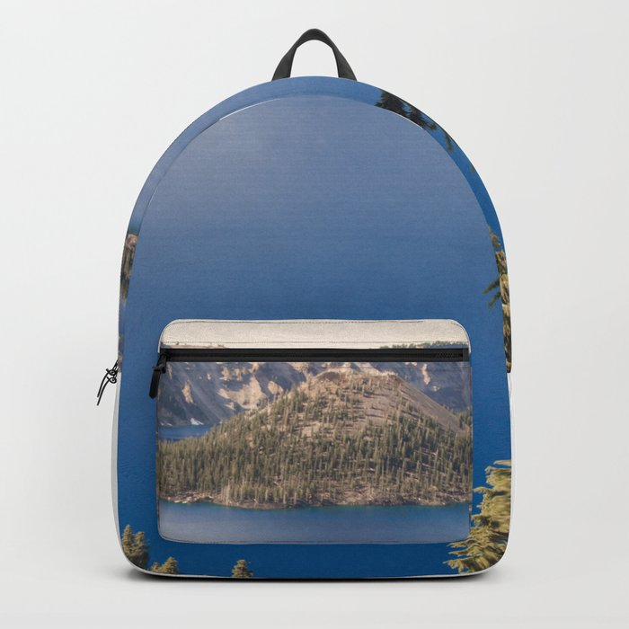 Wild Blue Lake Backpack