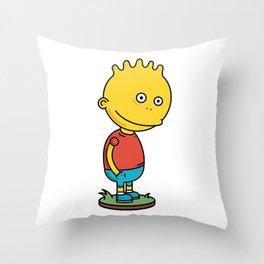 Piratuns: VART Throw Pillow