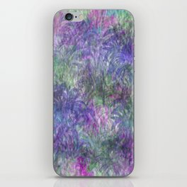 Color Leaf Explosion Abstract iPhone Skin