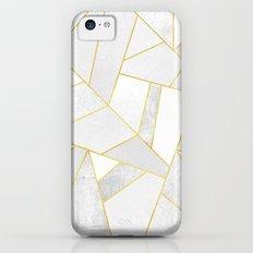 White Stone iPhone 5c Slim Case