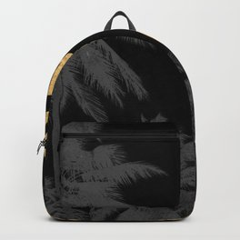 Good Vibes Only Palm Trees Backpack
