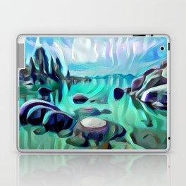 Sand Harbor Laptop & iPad Skin