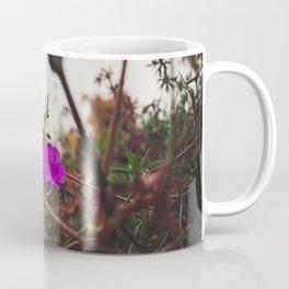 Lonely flower of Naszály mountain Coffee Mug