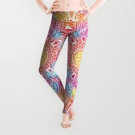 Madala Ombre Colorful Leggings