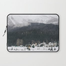 Alpine Village Laptop Sleeve