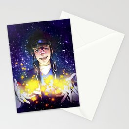 Clay Terran-Ace attorney Duel Destinies Stationery Cards