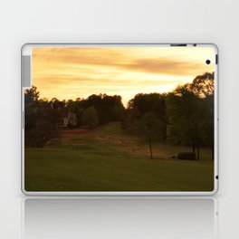 House Down the Way Laptop & iPad Skin