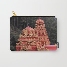 Indian Temple In Sri Lanka Carry-All Pouch