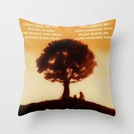 Iroh's tale Throw Pillow