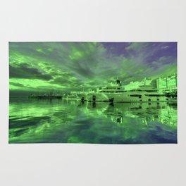 Rijeka Green Rug
