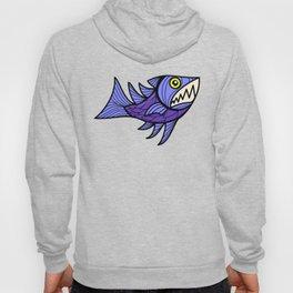 Escher Fish Pattern X Hoody