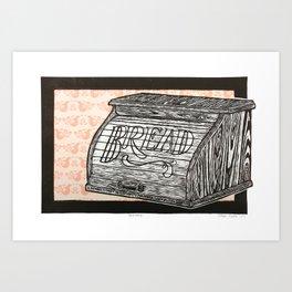 Reminisce Art Print