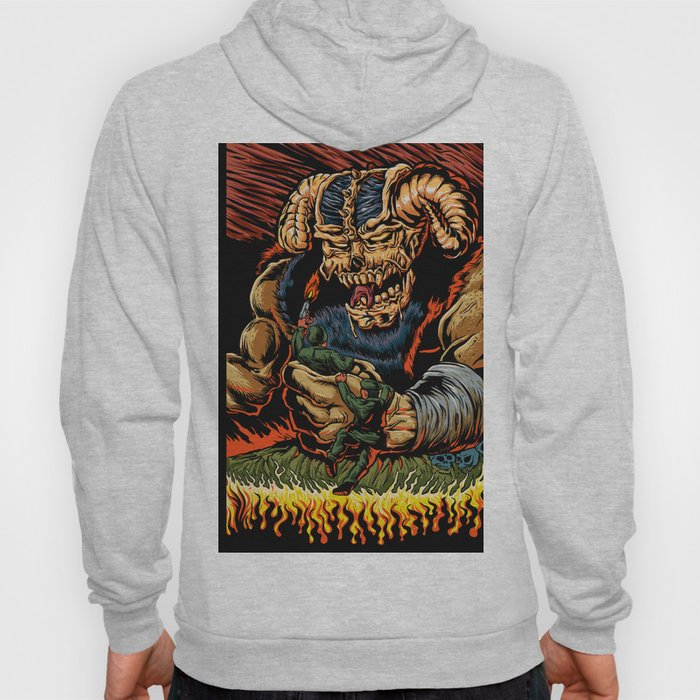 judgment of the devil Hoody