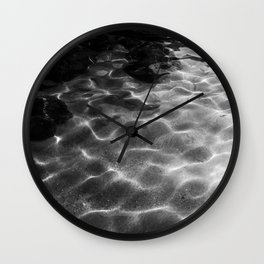 Ripple in Time Wall Clock