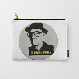 William S. Burroughs Record Painting Carry-All Pouch