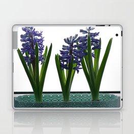 Hyacinths Laptop & iPad Skin
