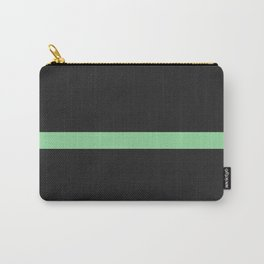 Simple Division - Matt Green On Urban Concrete Geometric Urban Pop Art Carry-All Pouch
