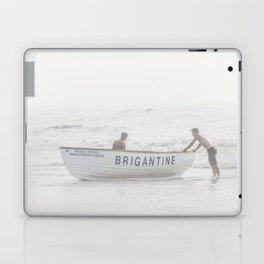 Brigantine Lifeboat Laptop & iPad Skin