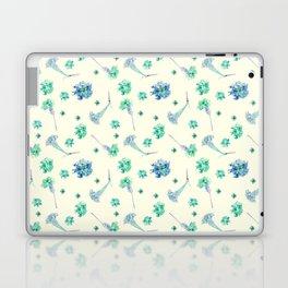 Carnations | Ivory Laptop & iPad Skin