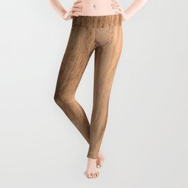 Wood Grain #575 Leggings