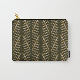 Wheat Grass Green Carry-All Pouch