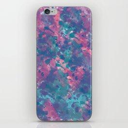 Dinamic Water Colors iPhone Skin