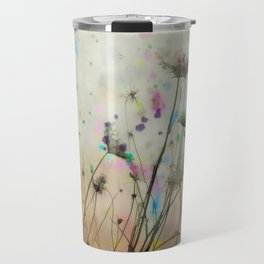 Splash Of Nature Travel Mug