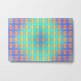 0607 Pattern by sauces ... Metal Print