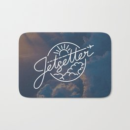 Jetsetter Sky Bath Mat