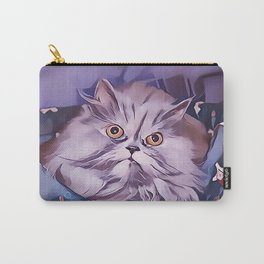 The Persian Cat Carry-All Pouch