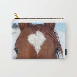 Gros Ventre Horse Carry-All Pouch