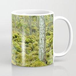 Mossy Forest Floor Coffee Mug